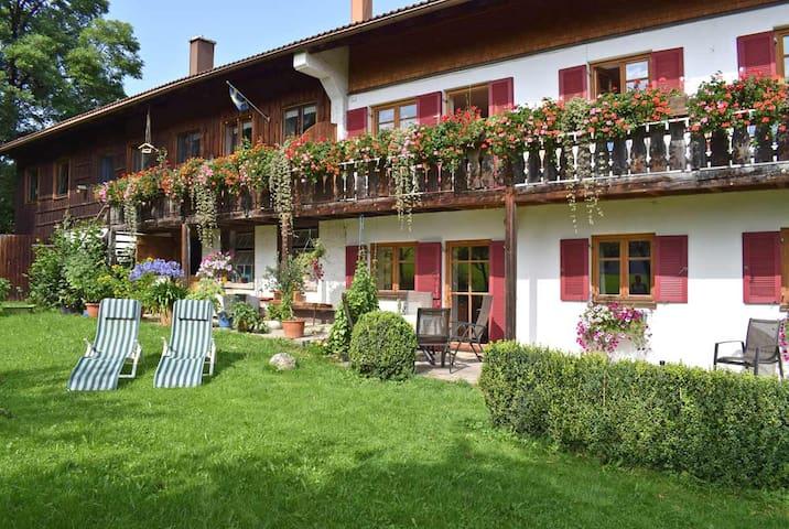 Immenstadt im Allgäu的民宿