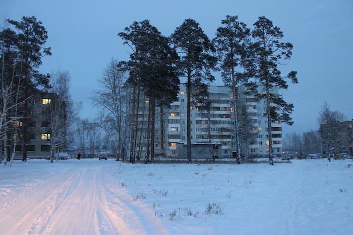 Bratsk的民宿