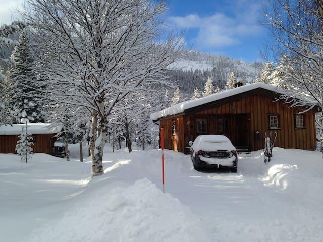 Klövsjö的民宿