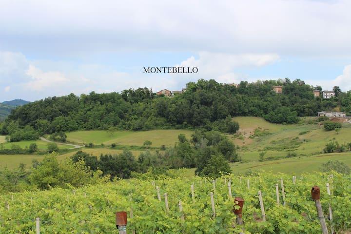 Montebello的民宿