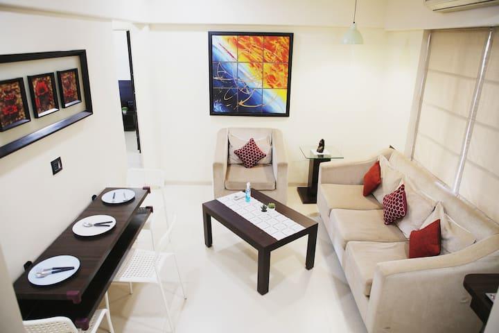 孟买的民宿