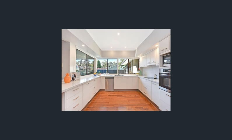 Peaceful, comfortable home in Thornleigh
