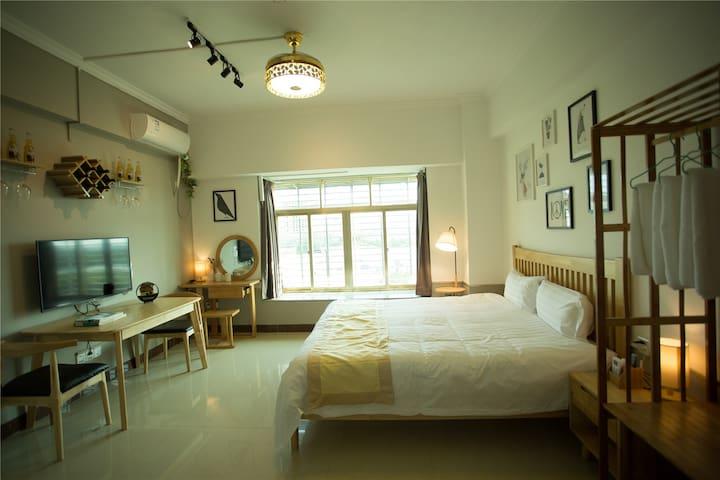 河景情侣房(和合馆)一居室