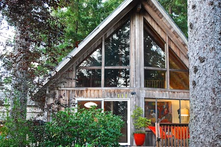 Mountain Cabin at the Coast    MCA #1059