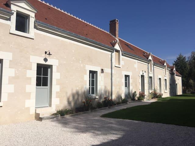 Villentrois的民宿
