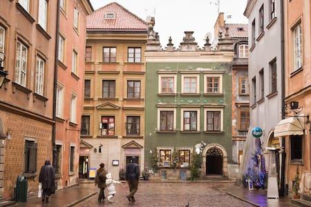 PIWNA/Old Town, Quiet Apartment, Wi-Fi
