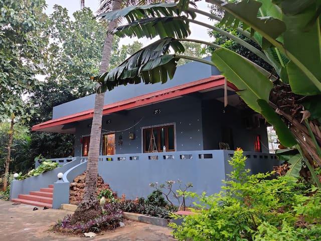 Mulakuddu Rural的民宿