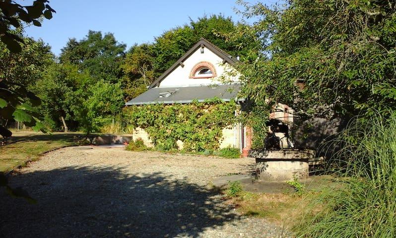 Fromentières的民宿