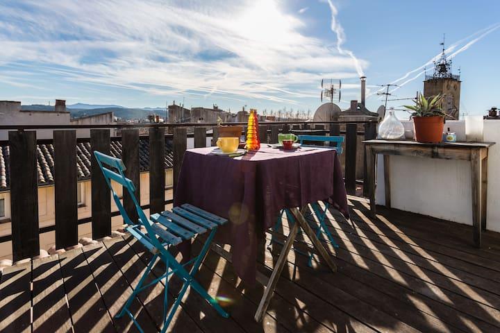 Aix en Provence的民宿