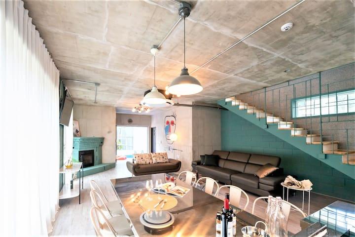 Seorak-myeon, Gapyeong-gun的民宿