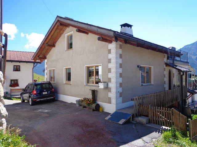 Santa Maria Val Müstair的民宿