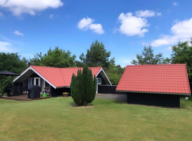 Højslev的民宿