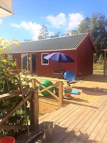 Värnamo Ö的民宿