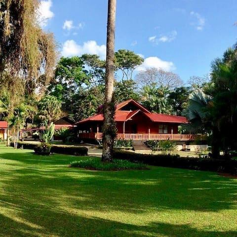 Tapachula de Córdova y Ordoñez的民宿