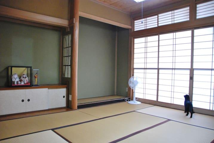 Joetsu的民宿