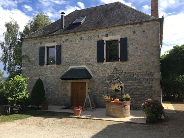 Escapade en Quercy, vallée de la Dordogne lotoise
