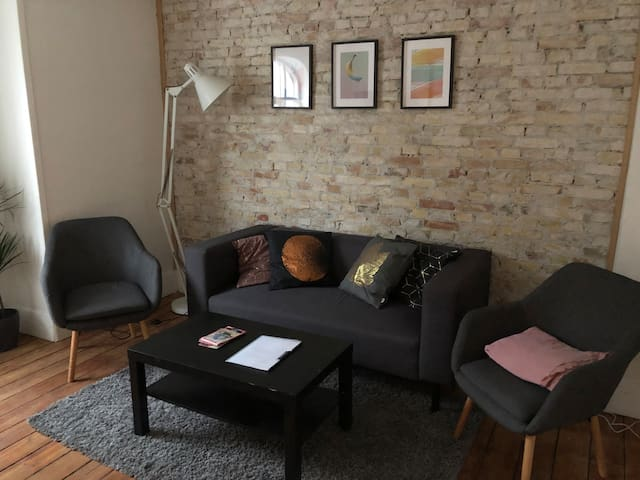 4 bedroom - Lovely apartment in Østerbro!