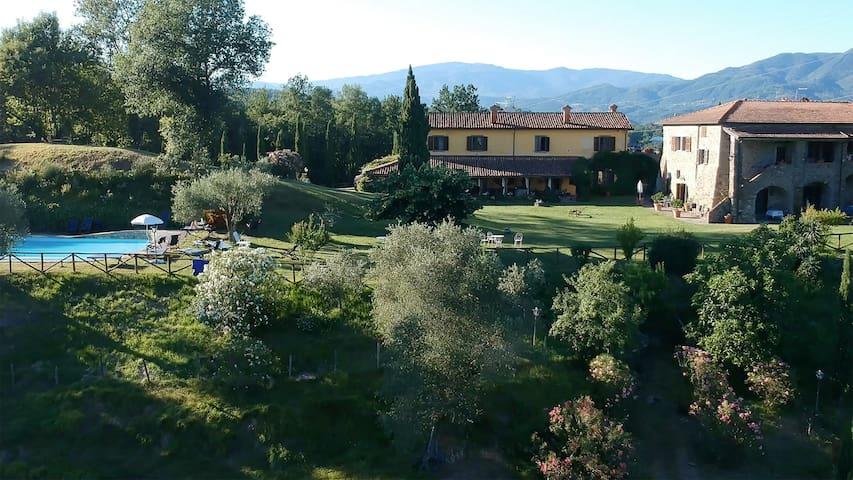 Pontremoli的民宿
