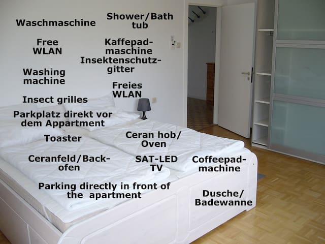 Grünendeich的民宿