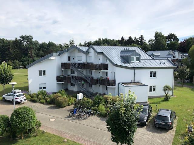 Heringsdorf的民宿