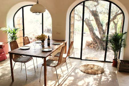 Domed Cave House in Catalunya