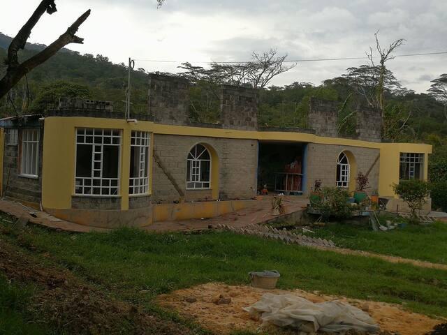 Moniquirá的民宿
