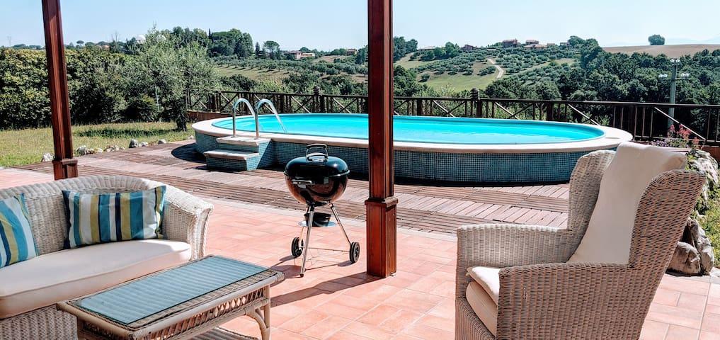 Antico Lazio-codette的民宿