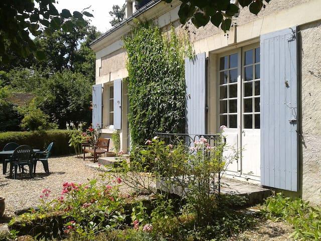 Bossay-sur-Claise的民宿