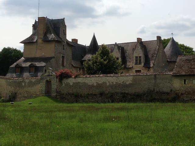 Mouliherne的民宿