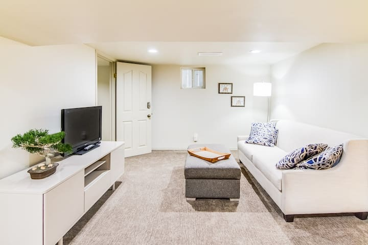 Fully private suite centrally located # 15882244
