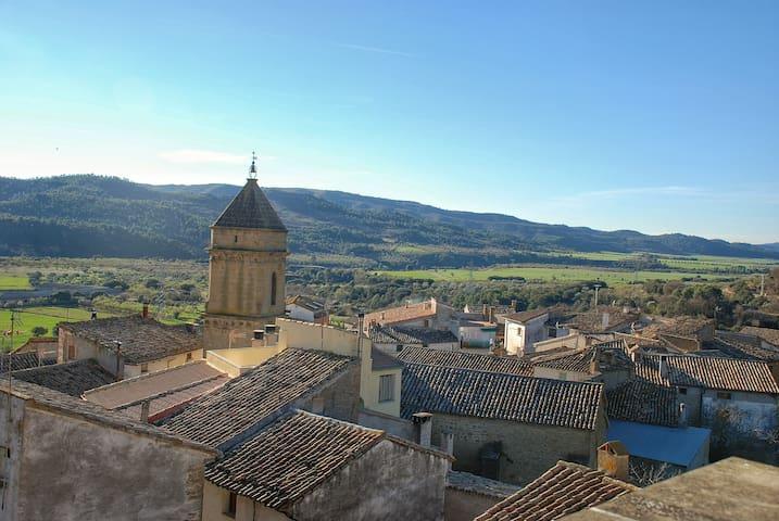 Santa Eulalia de Gállego的民宿