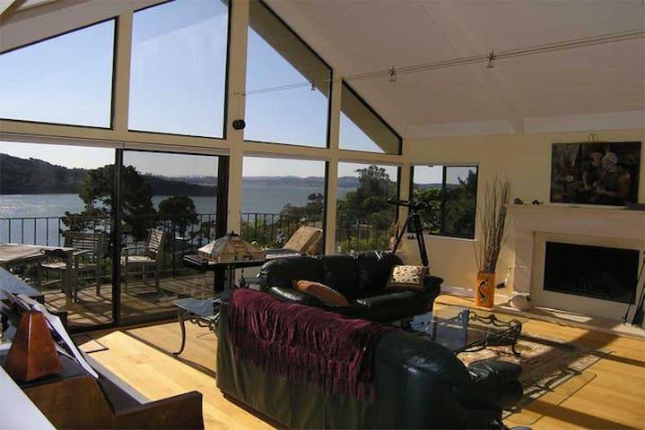 Stunning Panoramic S.F. Bay views
