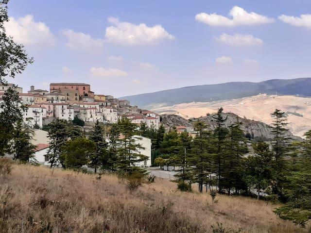 Trivigno的民宿