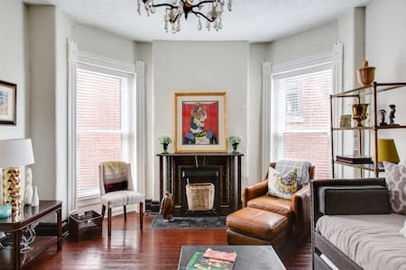 Historic Central Park Apartment- Beautiful View