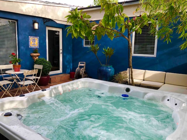 HOUSE WITH SPA-MIAMI CENTER-BEACH