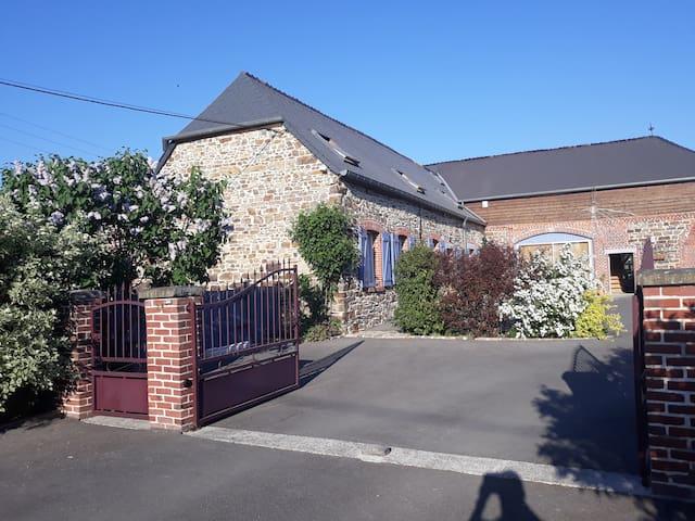 Neuve-Maison的民宿
