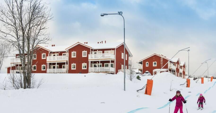 Sandviken V的民宿
