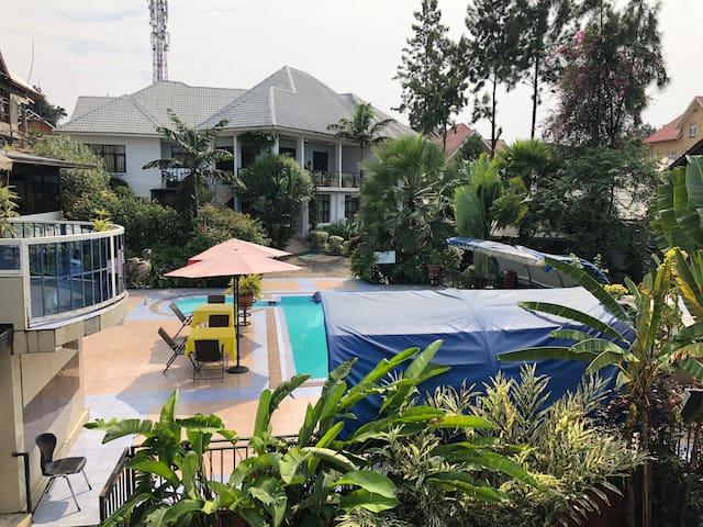 Goma的民宿