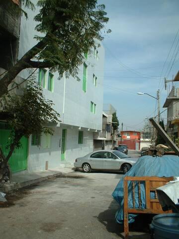 墨西哥城(Ciudad de México)的民宿