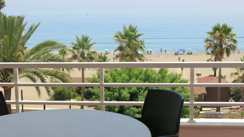 Great apartment to enjoy the beach