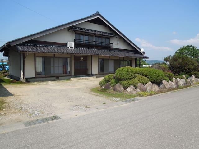 Azumino的民宿