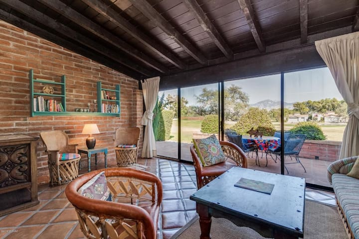 Tubac Home on the Golf Course