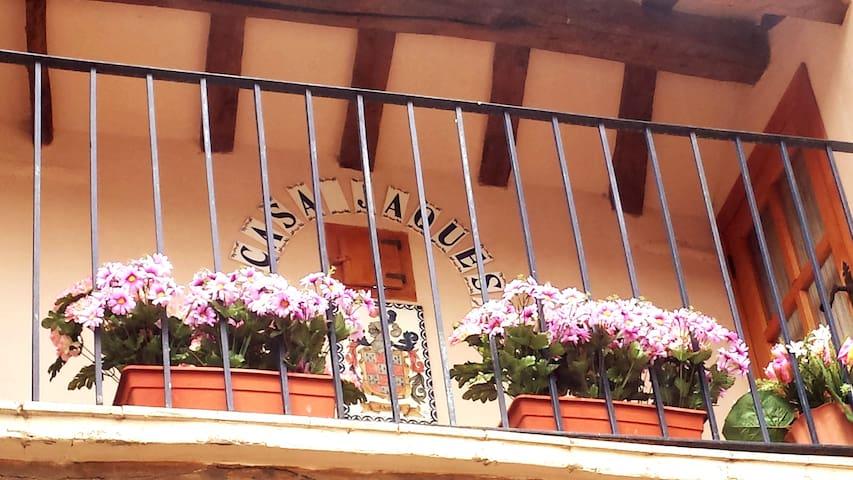 Orés的民宿