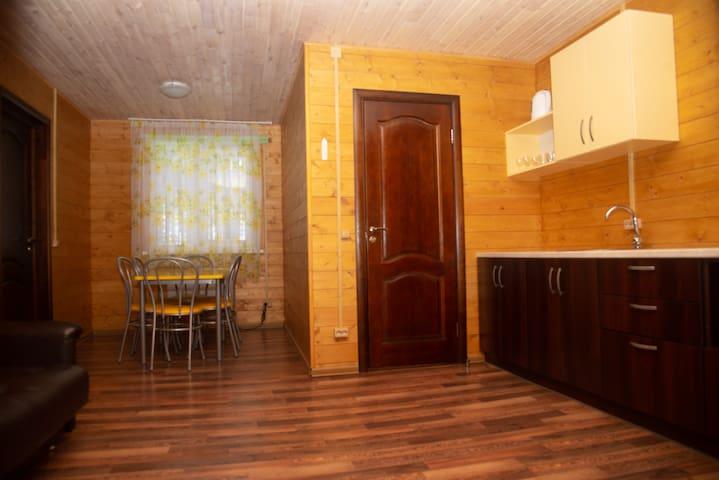 Stepanovo的民宿