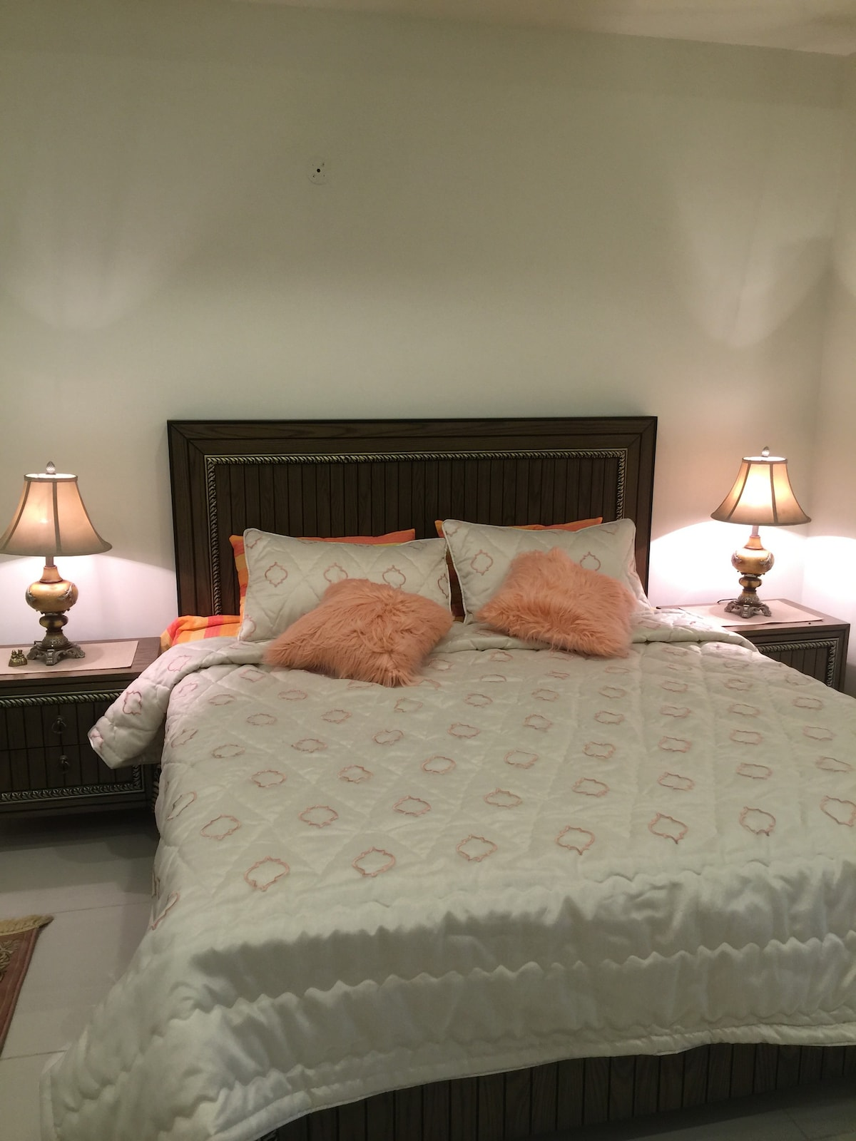 1 BEDROOM AT GRAND LUXURY APARTMENTS SHAH JAMAL