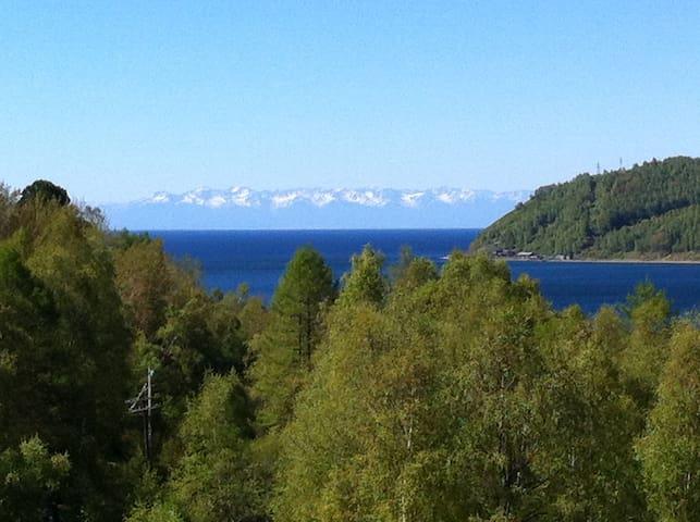 Никола-Листвянка的民宿