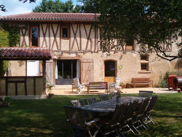 Miramont-d'Astarac的民宿
