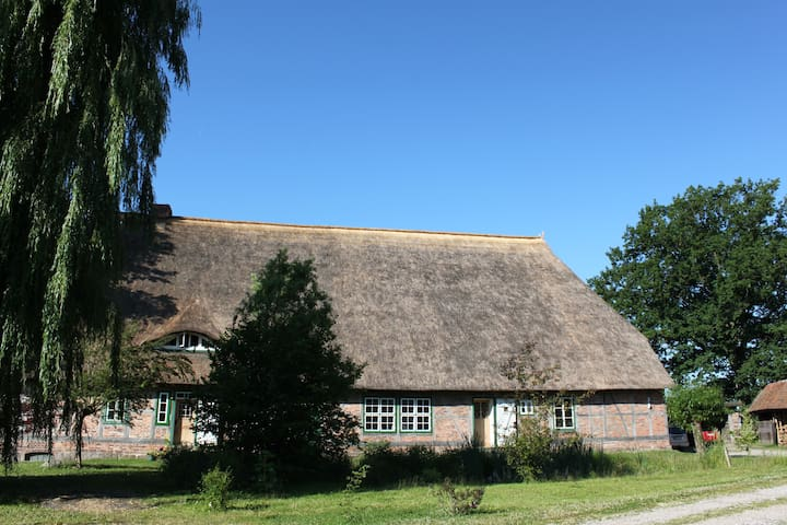 Groß Siemz的民宿