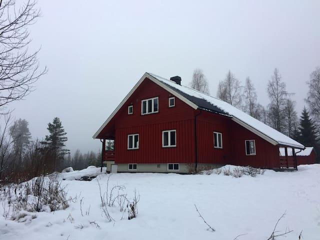 Eidskog的民宿