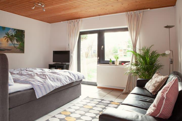 Gemütliche Wohnung in der Natur von Gießen